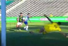 João Marreiros protagoniza defesa de nível – GD Fabril do Barreiro 0-2 FC Porto