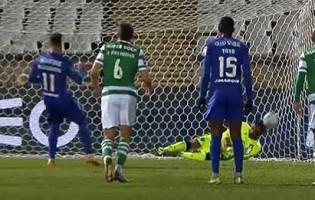 Antonio Adán comete e defende penalti entre trepidações – Belenenses SAD 1-2 Sporting CP