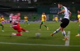 Carlos Henriques intervém três vezes – Sporting CP 2-0 CD Mafra