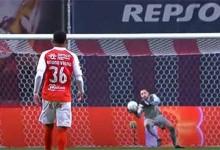 Rafael Defendi aparece em quatro defesas – SC Braga 1-0 SC Farense