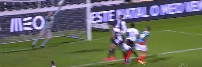 Rafael Defendi vale três pontos em defesa espetacular – SC Farense 2-1 CS Marítimo