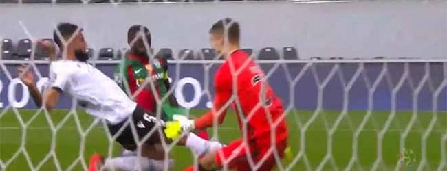 Matous Trmal abafa situação, incompleta outra e fecha a baliza – Vitória SC 1-0 CS Marítimo
