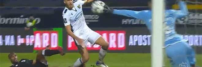 Vaná Alves protagoniza defesa destacável – FC Famalicão 0-1 Vitória SC