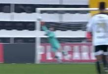 Marco Rocha destaca-se em três intervenções – SC Farense 1-1 CD Santa Clara