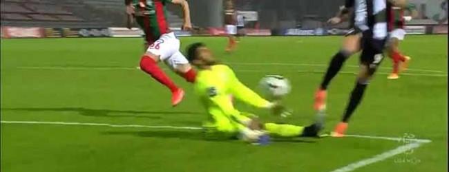 Amir Abedzadeh abre jogo com defesa – CD Nacional 1-2 CS Marítimo