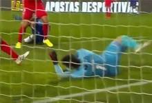 Dênis intervém com visibilidade em quatro lances – Gil Vicente FC 0-2 FC Porto
