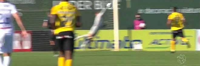 Pawel Kieszek não sofre ao voar para defesa vistosa – Rio Ave FC 0-0 Belenenses SAD
