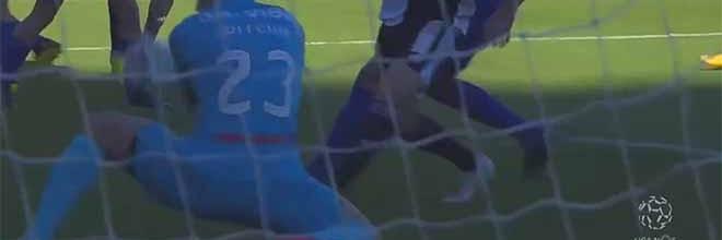 Stanislav Kritciuk tranca baliza ao bloquear incursão – SC Farense 0-1 Belenenses SAD