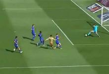 André Moreira intervém em três situações – Belenenses SAD 0-2 Boavista FC