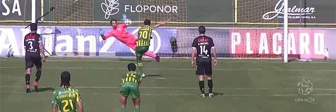António Filipe defende penalti além de outra intervenção – CD Tondela 2-1 CD Nacional