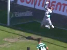 Beto Pimparel faz defesa vistosa – CS Marítimo 1-0 SC Farense
