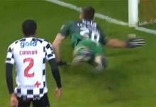 Léo Jardim destaca-se em várias defesas – SC Braga 2-1 Boavista FC