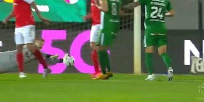 Pawel Kieszek fecha a baliza em três lances espetaculares – Rio Ave FC 0-0 SC Braga