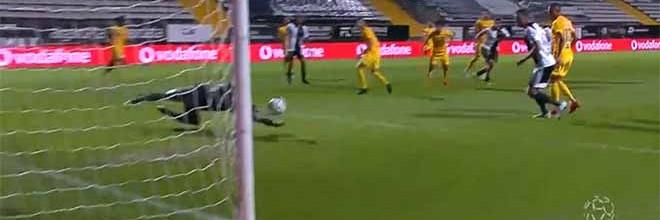Samuel Portugal espetacular em defesa de qualidade – SC Farense 1-1 Portimonense SC