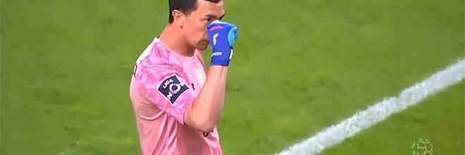 Agustín Marchesín faz assistência para golo – FC Porto 5-1 SC Farense