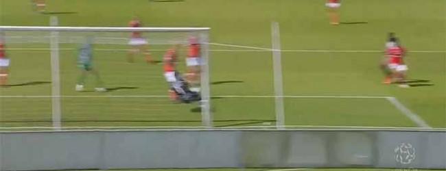 André Ferreira intervém em duas ocasiões – CD Santa Clara 1-0 Rio Ave FC