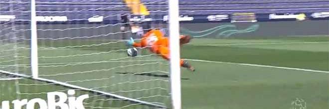 António Filipe impede mais dois golos – FC Famalicão 3-0 CD Nacional