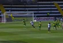 Babacar Niasse voa para impedir dois golos de livre direto – SC Farense 1-0 CD Tondela