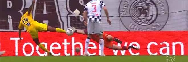 Léo Jardim faz defesa corajosa e decisiva aos 89 minutos – Boavista FC 1-0 Portimonense SC
