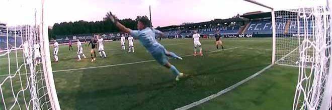 Luiz Reis Júnior impede golos em defesas vistosas – FC Famalicão 1-0 CD Santa Clara