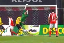 Miguel Oliveira estreia-se na Liga e destaca-se várias vezes – SC Braga 2-1 Moreirense FC