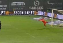 Pawel Kieszek destaca-se e defende várias vezes – Rio Ave FC 0-2 Sporting CP