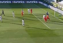 Pedro Trigueira intervém em dois lances – CD Tondela 0-2 SL Benfica