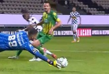 Pedro Trigueira dá espetáculo de defesas – Boavista FC 1-1 CD Tondela