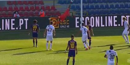 Paulo Vítor dos Anjos faz defesas espetaculares – GD Chaves 1-2 SC Farense