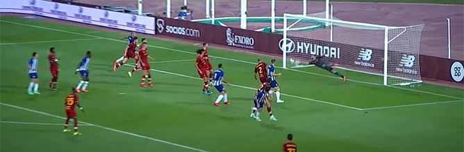 Rui Patrício faz duas defesas de nível – FC Porto 1-1 AS Roma