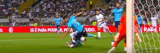 Charles Marcelo intervém antes de goleada – Vitória SC 4-0 FC Vizela