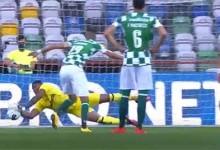 Luiz Felipe intervém e defende penalti antes de erro com golo sofrido – Belenenses SAD 1-1 Moreirense FC