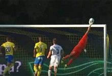 Luiz Reis Júnior faz defesas vistosas entre dificuldades – FC Arouca 2-1 FC Famalicão