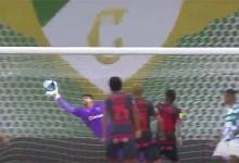 Matheus Magalhães faz defesa vistosa entre precipitação e erro com golo sofrido – Moreirense 2-3 SC Braga