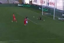 Odisseas Vlachodimos intervém em defesas decisivas – Moreirense FC 1-2 SL Benfica