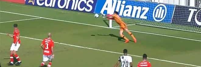 Ricardo Fernandes faz defesa de nível e defende penalti na decisão – SC Farense 0-0 CD Santa Clara
