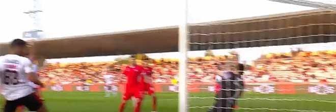Stanislav Kritciuk impede vários golos antes de sofrer – Gil Vicente FC 0-2 SL Benfica