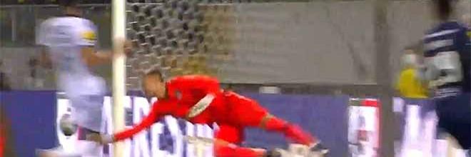 Matous Trmal consegue o zero em defesas circunstanciais – Vitória SC 0-0 Belenenses SAD