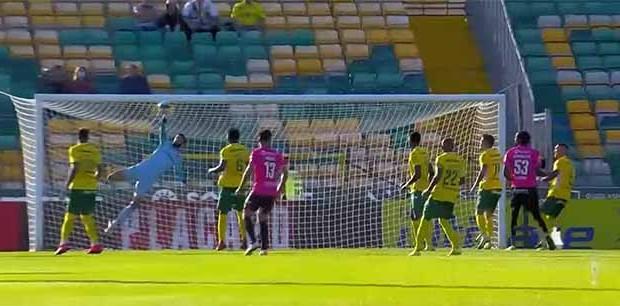 André Ferreira faz exibição espetacular – FC Paços de Ferreira 0-0 FC Arouca