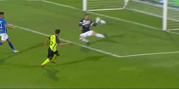 Marcelo Valverde assina várias defesas vistosas – CF Os Belenenses 0-4 Sporting CP