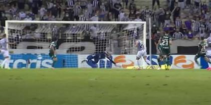 Weverton Pereira faz várias defesas de nível até sofrer – Ceará 1-2 SE Palmeiras